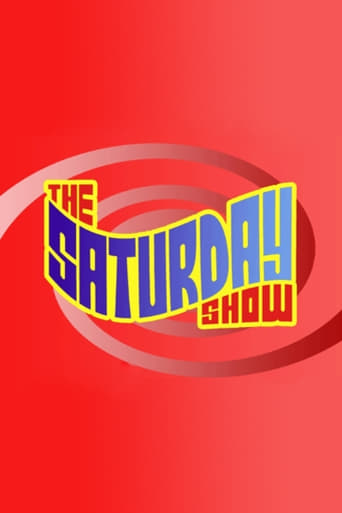 Poster of The Saturday Show