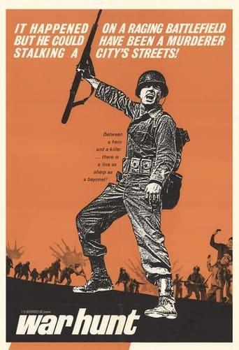 Poster of War Hunt