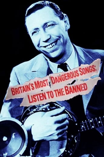 Poster of Britain's Most Dangerous Songs: Listen to the Banned