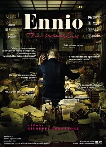 Poster of Ennio: The Maestro