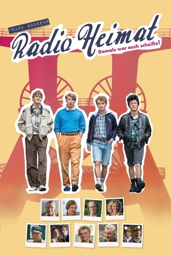 Poster of Radio Home
