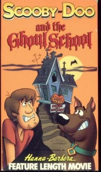 Scooby-Doo and the Ghoul School poster