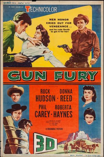Poster of Gun Fury