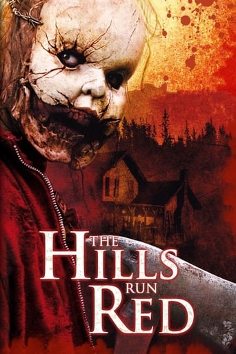 Poster of The Hills Run Red