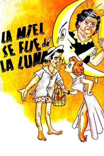 Poster of La miel se fue de la luna