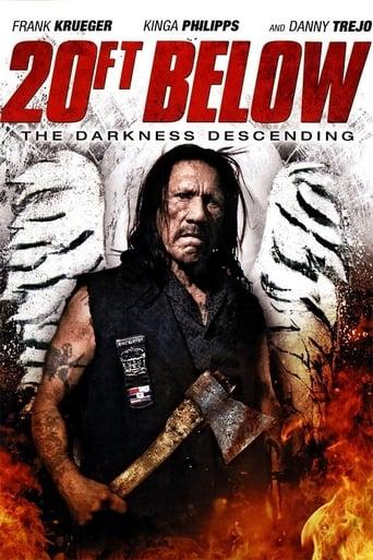 Poster of 20 Ft Below: The Darkness Descending