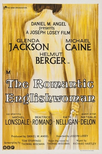 Poster of The Romantic Englishwoman