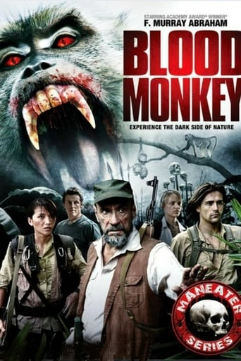 Poster of Blood Monkey
