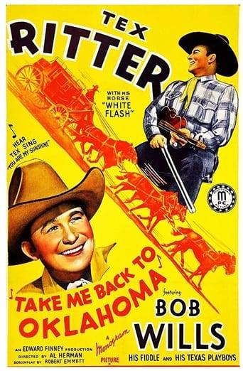 Poster of Take Me Back to Oklahoma