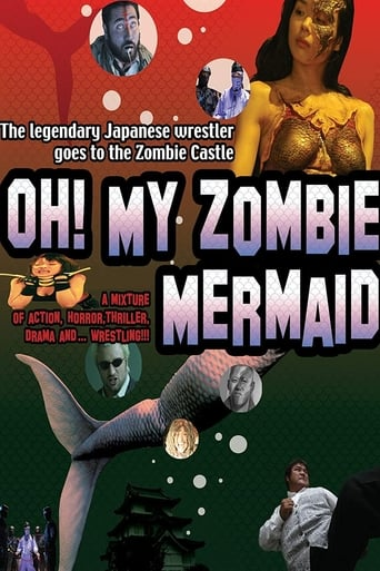 Poster of Oh! My Zombie Mermaid