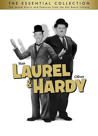 Poster of A Tribute to Laurel & Hardy
