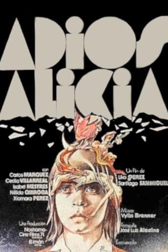Poster of Adiós Alicia