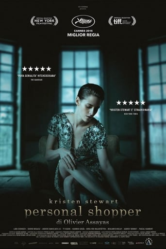 Poster of Personal Shopper