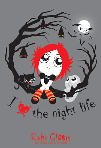 Poster of Ruby Gloom
