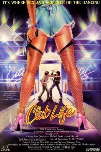 Poster of Club Life