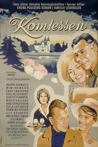 Poster of Komtessen