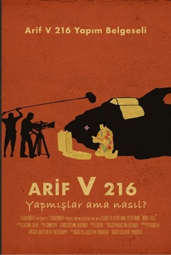 Poster of Arif V 216: They Made It, But How?