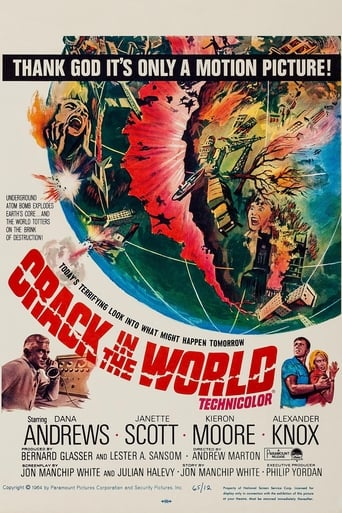 Poster of Crack in the World