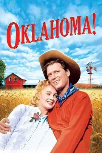 Poster of Oklahoma!
