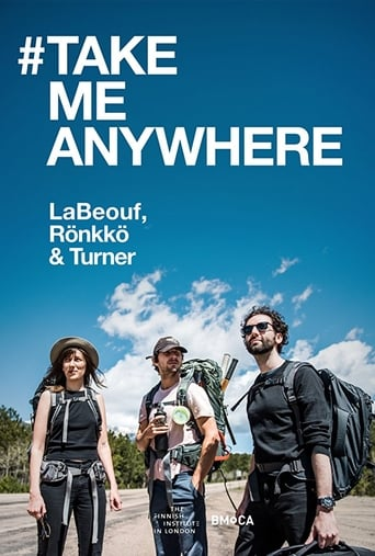 Poster of #TAKEMEANYWHERE