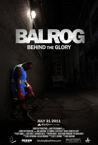 Poster of Balrog: Behind the Glory
