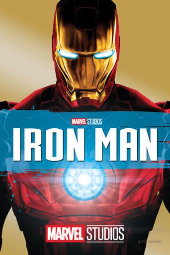 Poster of مرد آهنی