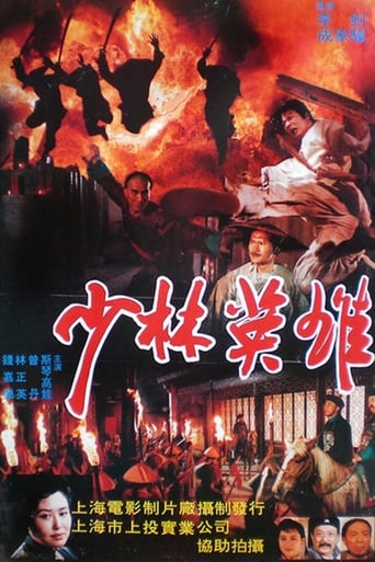 Poster of 少林英雄