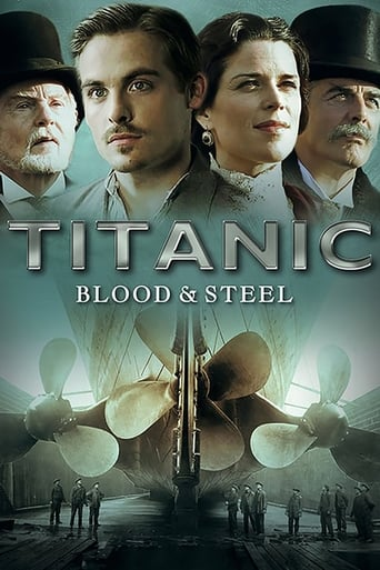 Poster of Titanic: Blood and Steel