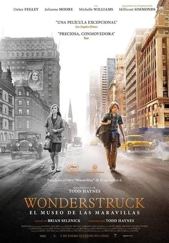 Poster of Wonderstruck.El museo de las maravillas