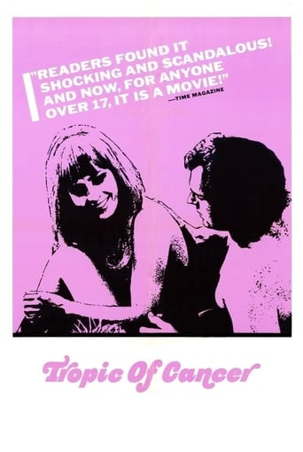Poster of Tropic of Cancer