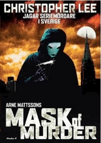 Poster of Mask of Murder