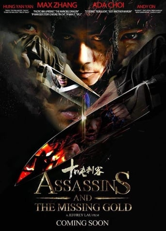 Assassins and the Missing Gold poster