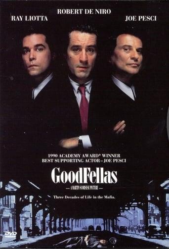 Poster of Scorsese's Goodfellas