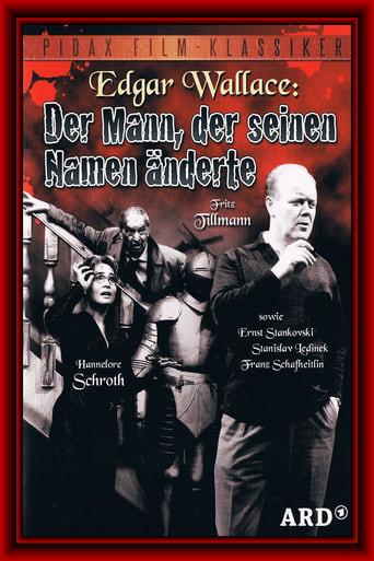 Poster of Der Mann, der seinen Namen änderte
