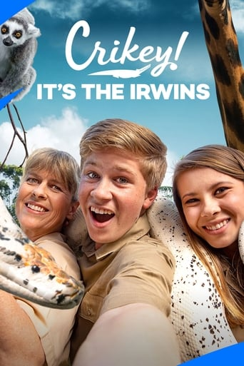 Poster of Crikey! It's the Irwins