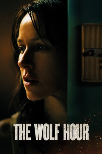 Poster of The Wolf Hour