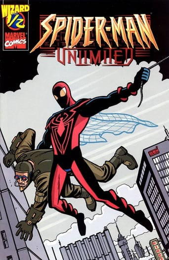 Poster of Spider-Man Unlimited