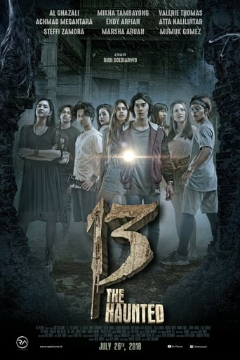 Poster of 13 The Haunted