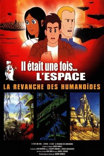 Poster of Revenge of the Humanoids