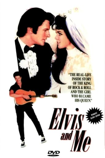 Poster of Elvis and Me