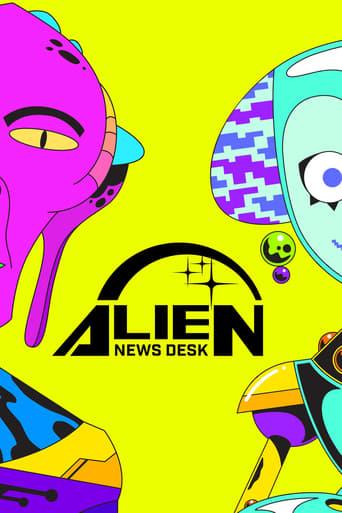 Poster of Alien News Desk
