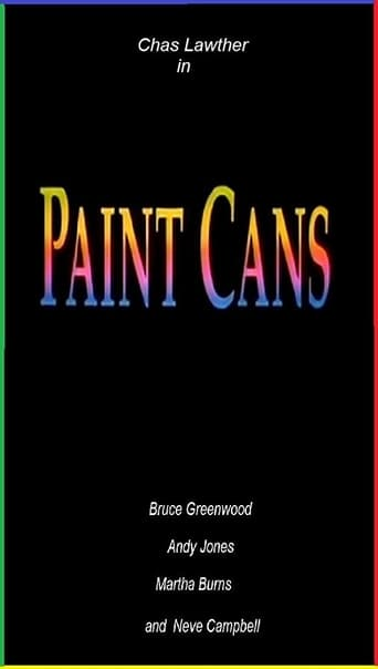 Poster of Paint Cans