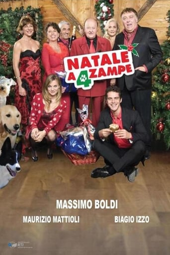 Poster of Natale a 4 zampe
