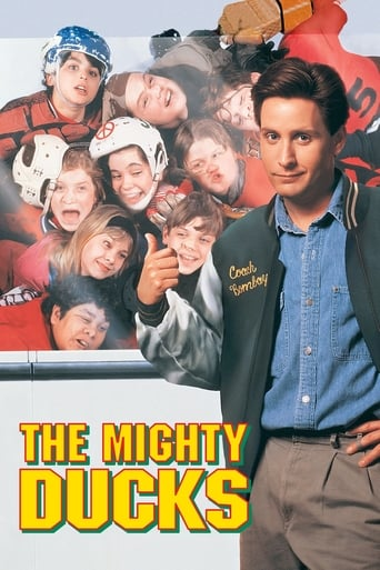 Poster of The Mighty Ducks