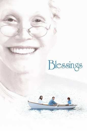 Poster of Blessings