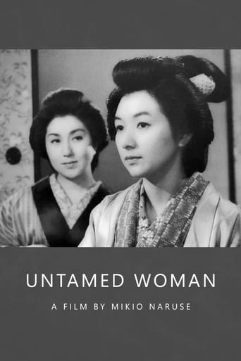 Poster of Untamed Woman