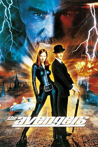 Poster of Răzbunătorii
