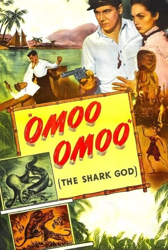 Poster of Omoo-Omoo the Shark God