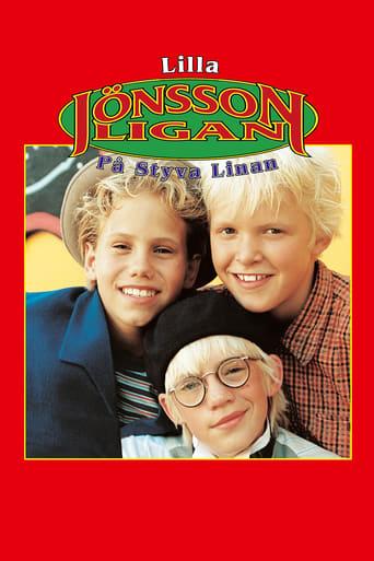 Poster of Lilla Jönssonligan på styva linan