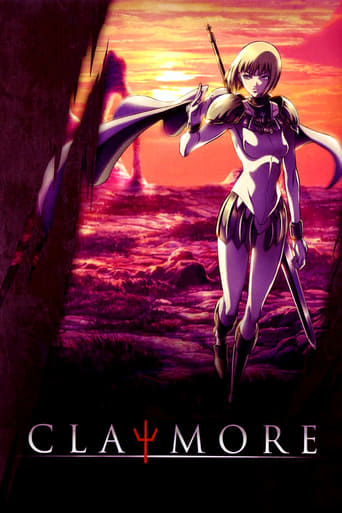 Poster of Claymore